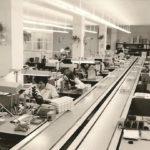 """Ab 1985 als """"Betriebsteil Elektronische Erzeugnisse Bärenstein"""" bekannt."""